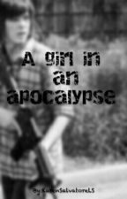 A girl in an apocalypse  by KarenSalvatoreLS