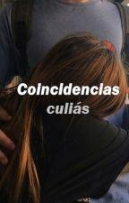 Coincidencias culias. by conxetumare