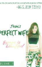 Jeon's Perfect Wife:Escape is Beautiful by heyitsmaiiiiii