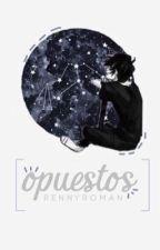 Opuestos (Nico Di' Angelo y tú)  (Fanfic)  by RennyRoman