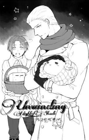 Unwinding (A GERITA - Hetalia FanFiction)(Book 1) |TheSaviorTrilogy| by Night_0_Shade