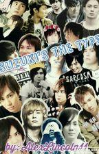 Suzuki's the type by AlexLincoln11