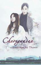 {SHORTFIC - TAENY} CHEONGWADAE - NHÀ XANH by Psy_Struggle