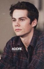 adore;  dylan o'brien by aphroditeis