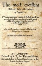 The Merchant of Venice by WilliamShakespeare