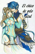 Eldarya El Chico De Pelo Azúl by NatsukiStars