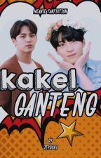 kakel ganteng +meanie by jeyochi