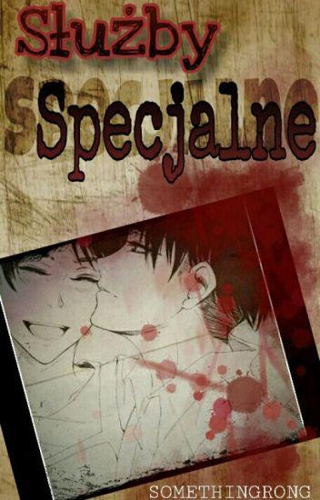 Służby Specjalne (Ereri) END