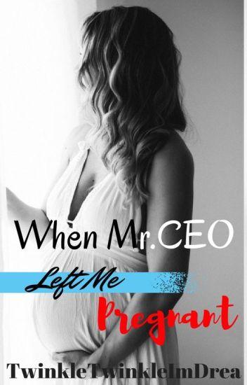 When Mr.CEO Left Me Pregnant