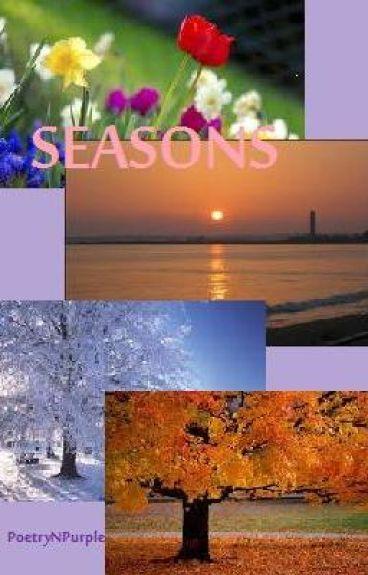 Seasons by PoetryNPurple