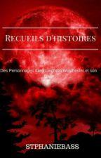 Recueil de Leighton Winchester et son loup[Terminée] by StphanieBass