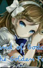 Legend of Goddess the Golden Fox by AiMinori