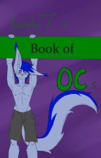 Book of OCs by Aniratac7