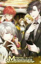 Mystic Messenger Randomness by -Jumin_Han-