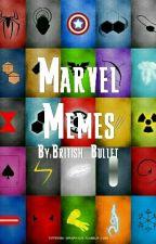 Marvel  Memes by British_Bullet