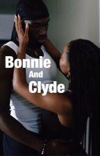 Bonnie & Clyde / j.g by dizzygilinsky