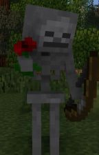 Skeleton x Reader [Minecraft x Reader] by GameVoid