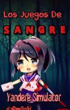 ∘Los Juegos de Sangre∘ Yandere Simulator by 4aRm0n14