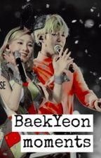 BaekYeon Moments :: Oreos by catycatrie