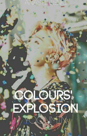 Colours' Explosion | {Yoonmin} by AnaStilinski_