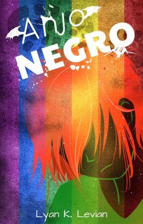 Anjo Negro (amostra do 1º capítulo) by LyanKLevian