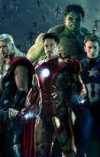 Avengers and the Nine dimensions(#wattys2016) by TonyStarkIM