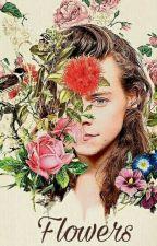 Flowers | Larry Stylinson by adelajda13