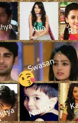 Swasan -  bhabhi please give ur sister hand to me  by sanjanaprincess