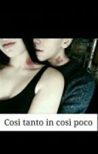 Così tanto in così poco ||Christopher McCrory  #Wattys2016 by -camss-