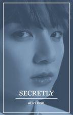 secretly¹ ✧ kim taehyung by taeneuw