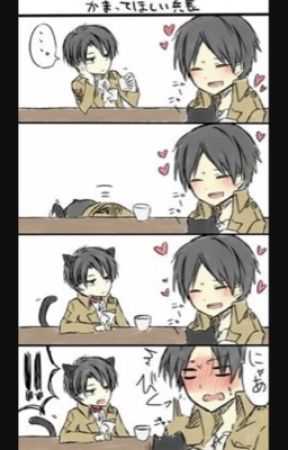 Eren X Levi (Pick up lines) by KawaiiiiBunny