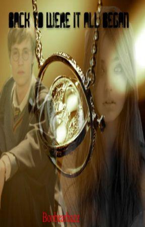 Back to where it all began (Maraduers era/James Potter love story) by boobearhazz