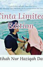 Cinta Limited Edition by FatihahHaziqahII