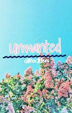 Unwanted by GlitterJitters