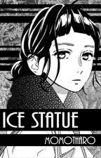 Lodowa Statua | Gray x OC | Zawieszone by Momotharo