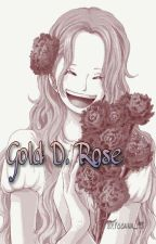 Gold D. Rose|•|ONE PIECE  by Lady_Frost_