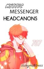 ★Mystic Messenger Headcanons★ by -MemeLord-