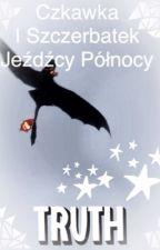Czkawka i Szczerbatek - Jeźdźcy Północy by Babetka007