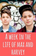 A Week In The Life Of Max And Harvey by TheCrazyFangirl15103