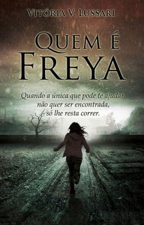Quem é Freya by vlussari
