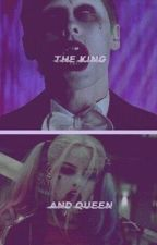 King & Queen of Gotham by Queenigme