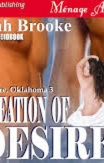 Série Desire/Oklahoma 3-Criação do Desejo