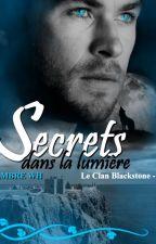 LES CHRONIQUES D'ANNA BLACKSTONE - Secrets dans la lumière. by AmbrayGaming
