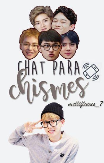 Chat para chismes ➡ [EXO]