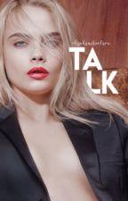 TALK [IAN SOMERHALDER] by elijahsmikaelson