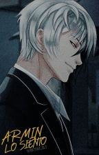 Armin, lo siento. | LysandroxArmin by xkarasuno
