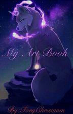 My Art Book by __HollyLeaf__