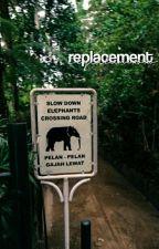 Replacement ; Lashton + Malum by ilycalumxoxo