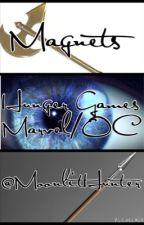Magnets (Hunger Games Marvel/OC) by MoonlitHunter