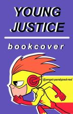 ✨Young Justice °BOOK COVER'S. by angel-paralyzed-red